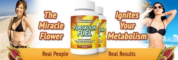 What is forskolin fuel