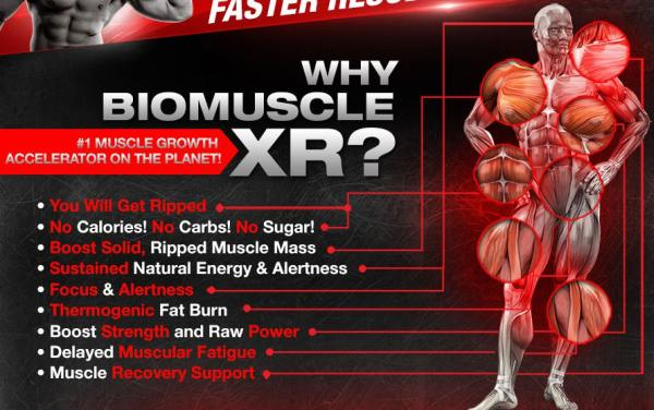 What Is Biomuscle XR?
