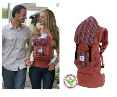 Ergo baby carrier: Cons