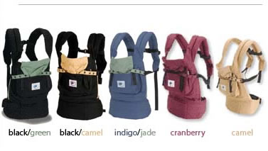 Ergobaby carrier reviews