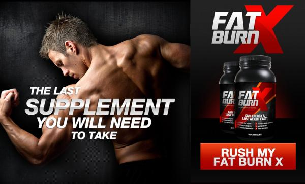 Fat burn x ingredients