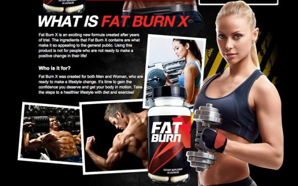 Fat burn x side effects