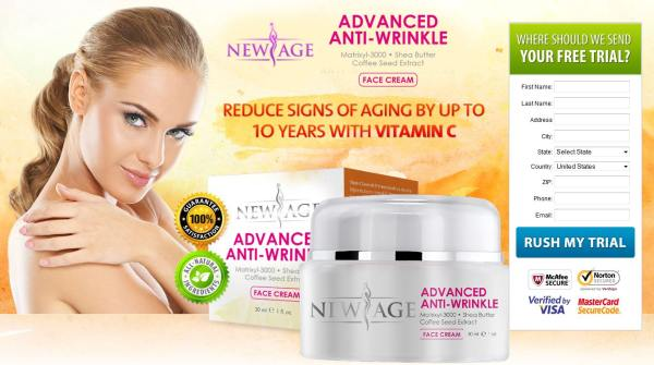 New Age Skin Cream Reviews