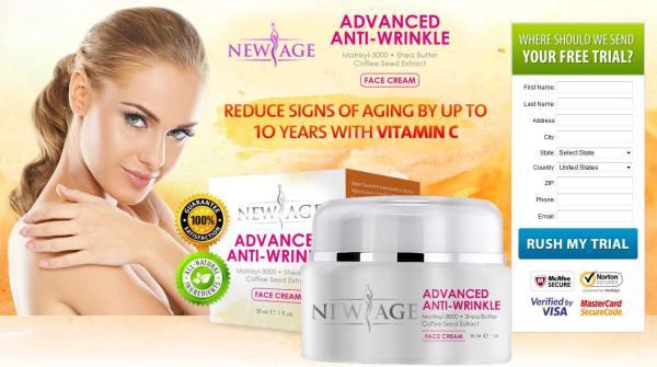 New Age Skin Cream Reviews