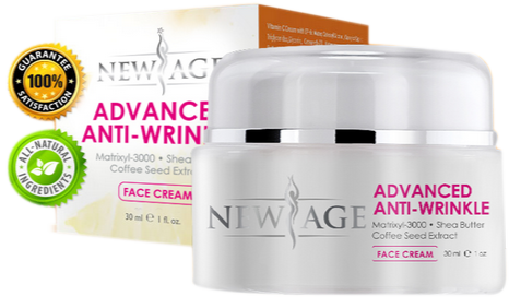 New Age Cream Ingredients