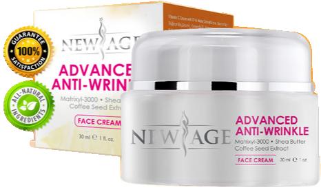 New Age Cream Ingredients