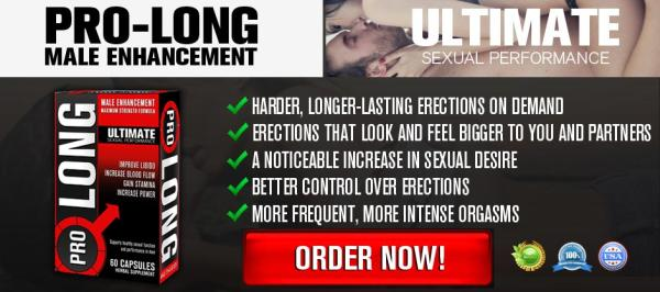 Prolong male enhancement side effects