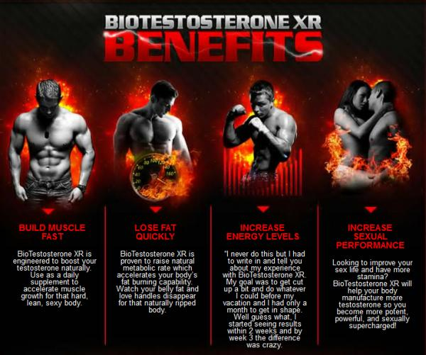 What Is Bio Testosterone XR?