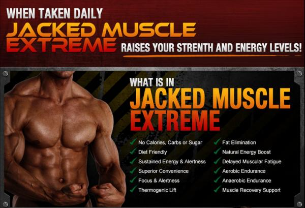 Does Jacked Muscle Extreme Work?