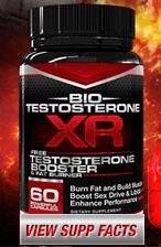 Bio Testosterone XR Ingredients