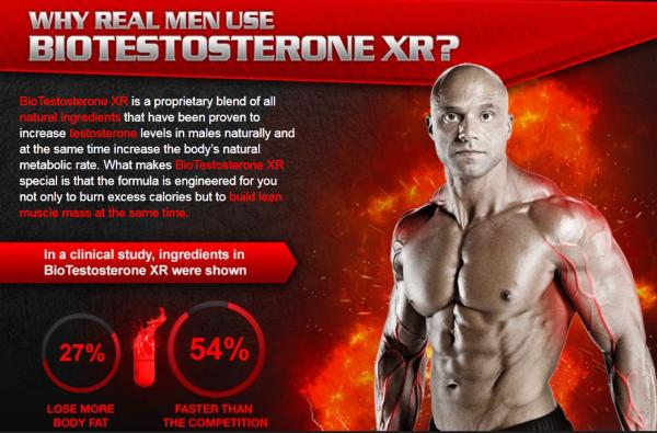 Bio Testosterone XR Reviews