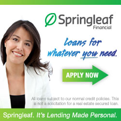 Springleaf financial loans