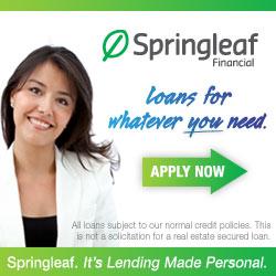 Springleaf financial loans