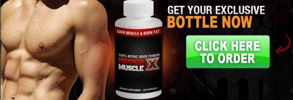 Ripped muscle x side effects