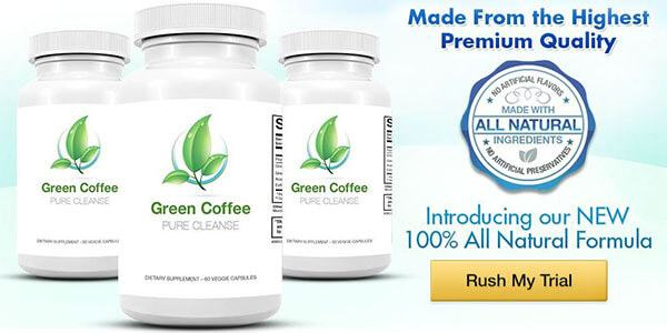 What is green coffee pure cleanse