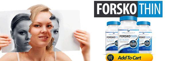 Forskothin ingredients