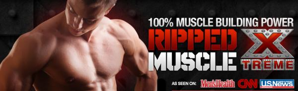 Ripped muscle x review