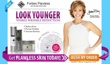 Forbes Flawless for glowing skin