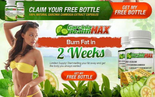 Garcinia Health Max Review'