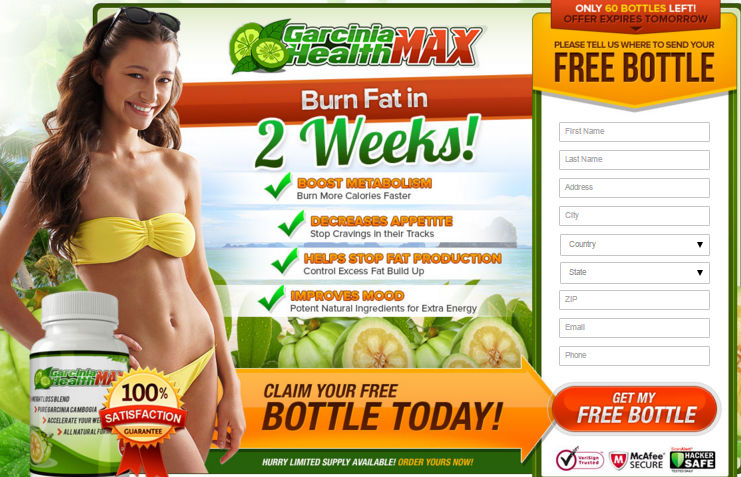 'Garcinia Health Max'
