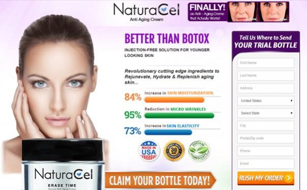 NaturaCel Reviews Rejuvenating Cream