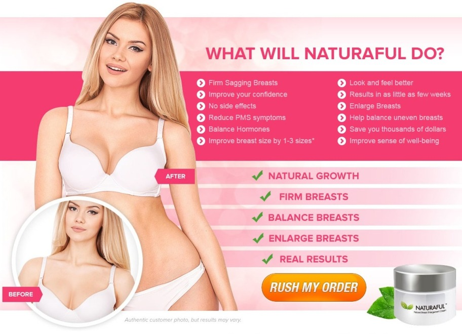 Naturaful Breast Enlargement_Cream