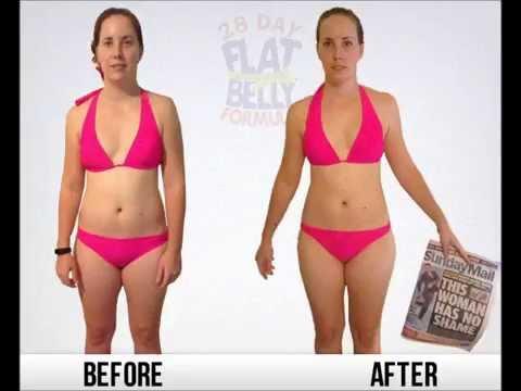 Flat Belly Challenge'