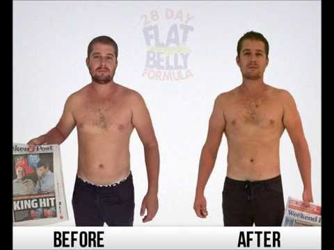 'Flat Belly Challenge