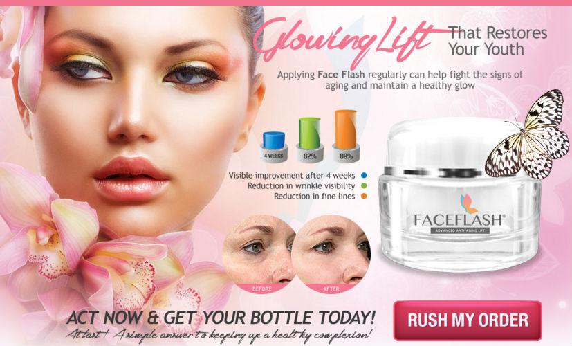 Face-flash-