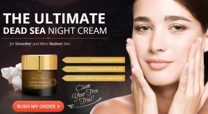 Spa Elixir dead sea cream