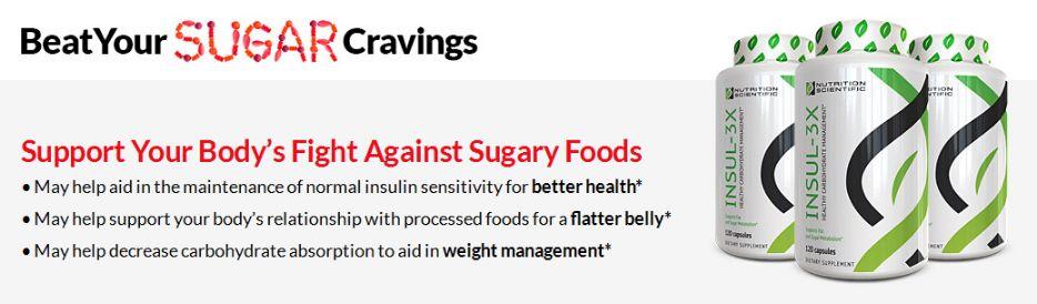 Beat Your Sugar Cravings Benefits