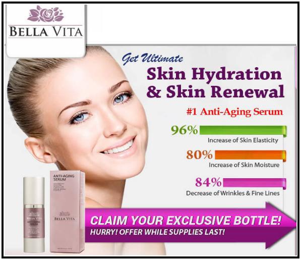 Bella Vita Serum Ingredients