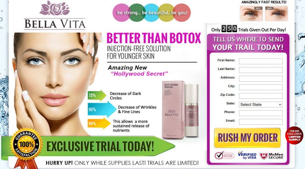Bella Vita Serum Reviews