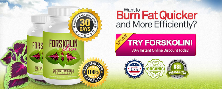 Forskolin Slim Benefits