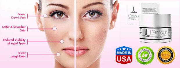 L'Amour Skin Creme Benefits