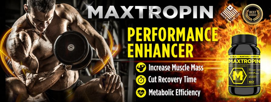 Maxtropin Benefits