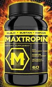Maxtropin Reviews