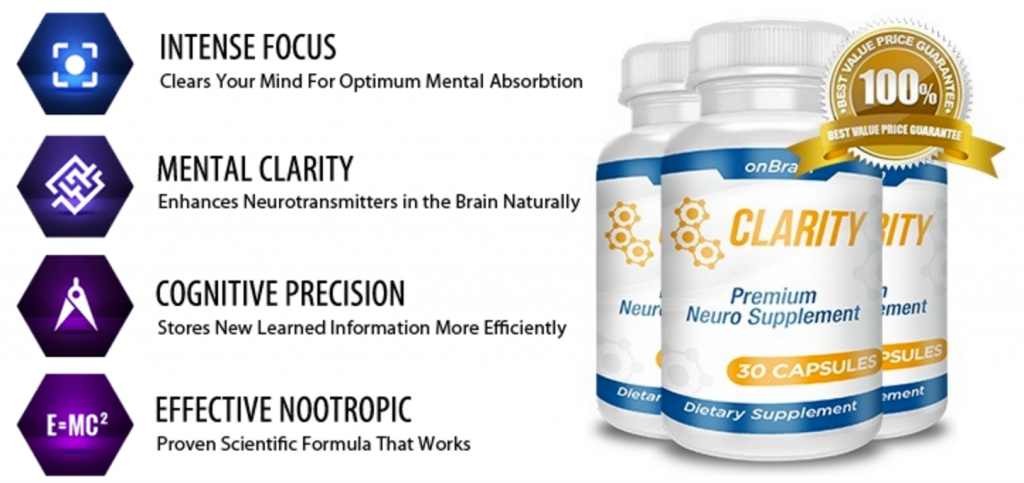 Onbrain Clarity Benefits