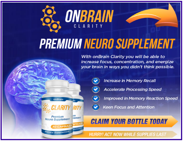 Onbrain Clarity Reviews