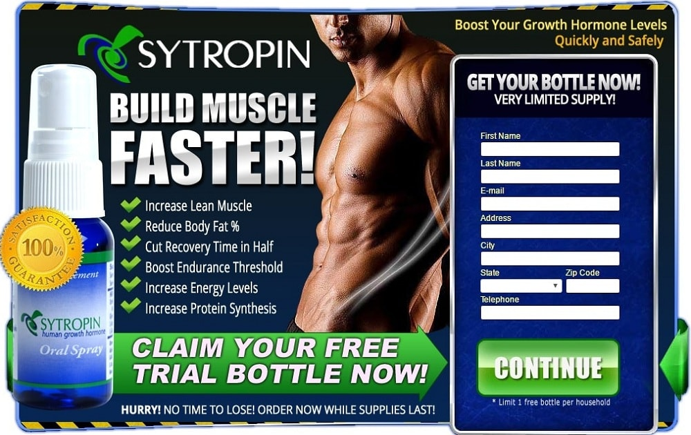 Sytropin Reviews