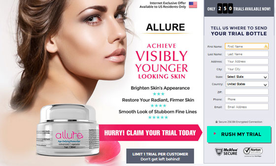 Allure Age Defying Moisturizer Reviews