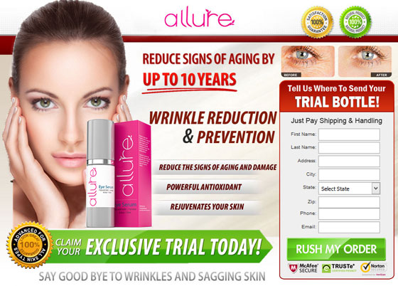 Allure Eye Serum Review