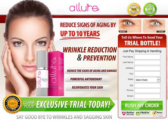 Allure Eye Serum Review