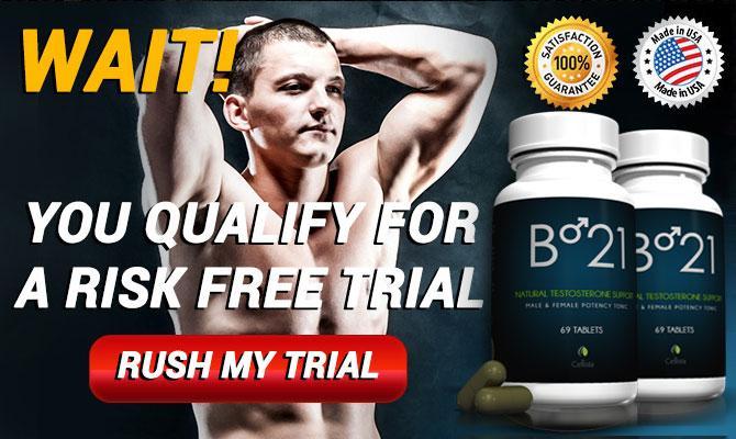 B 21 Testosterone Pros