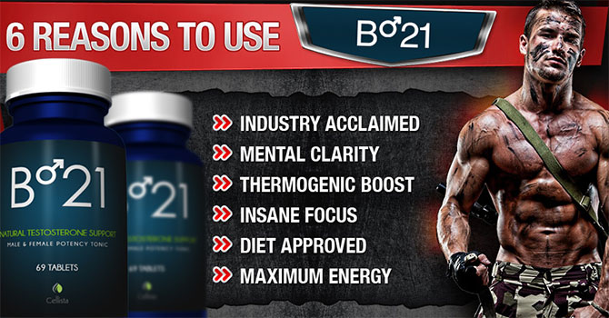 B 21 Testosterone Review