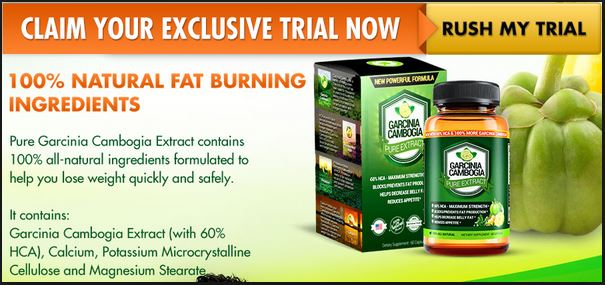 Garcinia Cambogia Pure Extract Ingredients