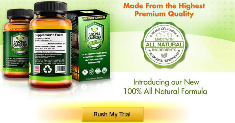 Garcinia Cambogia Pure Extract Review
