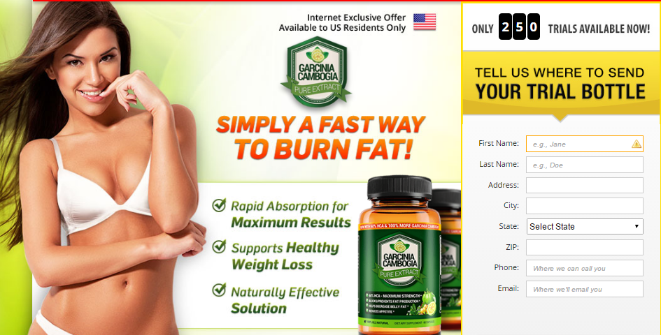 Garcinia Cambogia Pure Extract Side Effects
