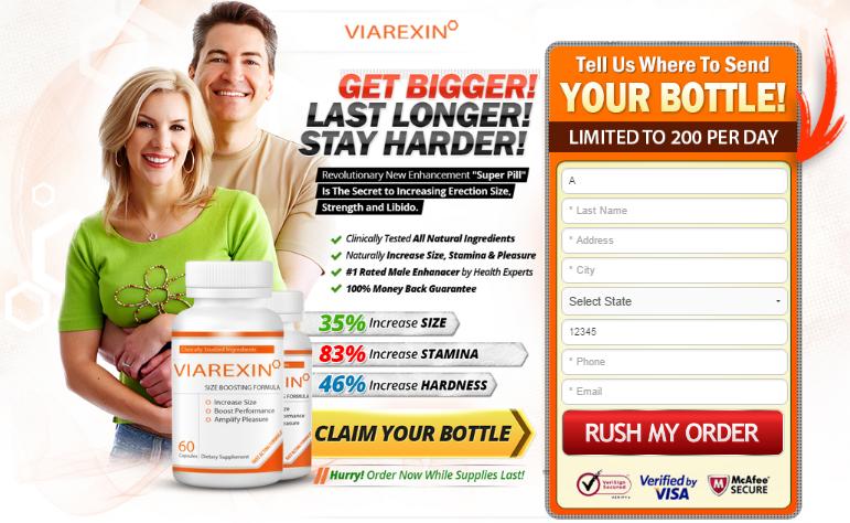 Viarexin Side Effects